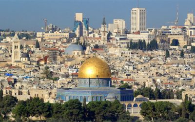 Reizen naar Israël - Jeruzalem